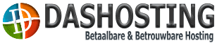 Dashosting.nl logo